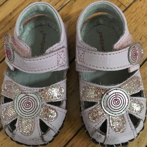Pediped baby 12-18 month shoes